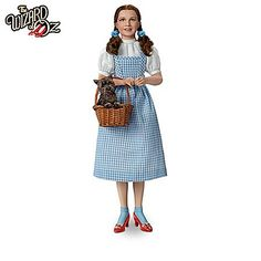 Wizard Of Oz Portrait Doll Collection: We're Off To See The Wizard
