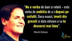 Mark Cuban - 13 Citate Motivationale Despre Munca Grea Si Succes Mark Cuban, Study Motivation, Einstein, Leo, Memes, Motivation To Study, Lion, Animal Jokes, Meme