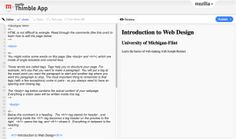 CSC 263 - Introduction to Web Design landing page image