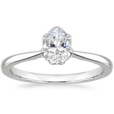 Design your own engagement ring online! Browse our wide selection of beyond conflict free diamonds and designer engagement ring styles. Platinum Engagement Rings, Engagement Ring Styles, Designer Engagement Rings, Engagement Ring Settings, Engagement Ring Buying Guide, Diamond Solitaire Rings, Oval Diamond, Eternity Ring, White Gold Rings