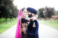 Sikh Indian Canadian Wedding by Roxana Albusel Photography