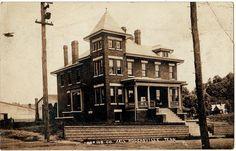 Old Rogersville jail house