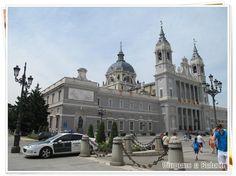 Catedral - Madrid - Espanha - Junho 2014