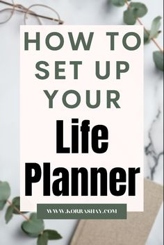 Get Your Life, Of My Life, T Set, You Are Important, Erin Condren Life Planner, Getting Organized, Journals, How To Plan, Planners