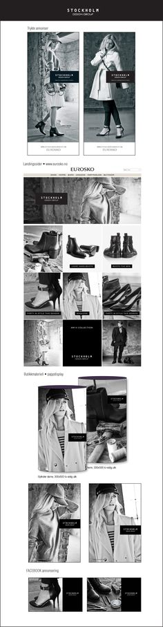 Stockholm DG kampanje høst 2014 Fotoshoot • markedsføring • annonsering • Facebook • Instagram • butikkmateriell Movies, Movie Posters, Art, Art Background, Film Poster, Films, Popcorn Posters, Kunst, Film Books