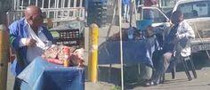 Image result for south african street vendor for dvds