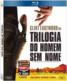 Trilogia Do Homem Sem Nome - Blu-ray