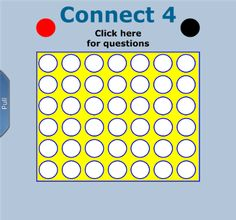 Connect Four – Kitchen Safety & Sanitation Set 1 Smart Board Activities, Smart Board Lessons, Classroom Games, Classroom Organization, Classroom Ideas, Google Classroom, Classroom Management, Culinary Classes, Culinary Arts