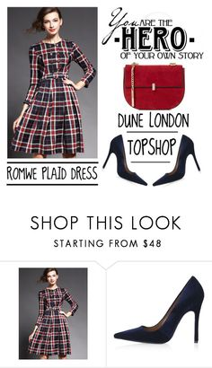 """Wear It Your Way"" by latoyacl ❤ liked on Polyvore featuring Topshop"