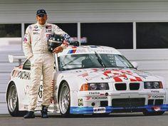 Han J Stuck, 1995 E36 M3 IMSA
