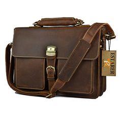 Warnen Neue Tasche Männer Leder Aktentaschen Herren Taschen Aus Echtem Leder Schulter Umhängetaschen Laptop Tasche Business Mann Aktentasche Tote Handtasche Aktentaschen