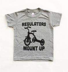 Regulators Toddler Tee | Jane