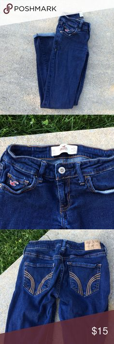Hollister skinny jeans  size 0s Hollister skinny jeans  size 0s Hollister Jeans Skinny