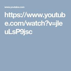 https://www.youtube.com/watch?v=jleuLsP9jsc