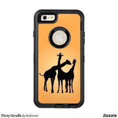 Flirty Giraffe Otter