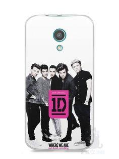 Capa Moto G2 One Direction #2 - SmartCases - Acessórios para celulares e tablets :)