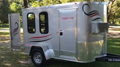 The Weeroll small camper (also known as a multi purpose vehicle) is all about hitting the road quickly, easily and cheaply. As a small camper owner myself, h...