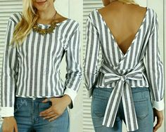 Blusa Blouse Patterns, Blouse Designs, Skirt Fashion, Fashion Dresses, Clothing For Tall Women, Busa, How To Look Skinnier, Evening Outfits, Blouse Dress