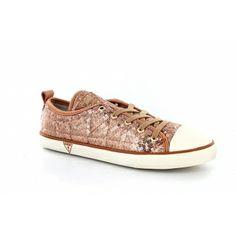 Guess Sneaker Roze maat 39 - Paris Londres