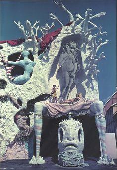 "Salvador Dali's ""Dream Of Venus"""
