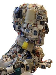 kunst van tweedehandse materialen - Google zoeken