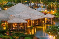 Grand Hyatt Kauai is in Koloa on Kauai. Oh my