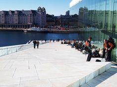 Oper Oslo Norway