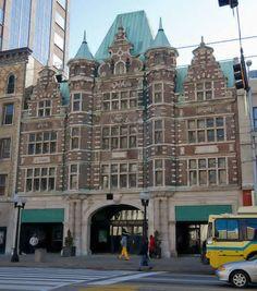 Dayton Arcade 1904