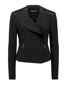 Hanelli biker jacket - Forever New Red Wool Coat, Fall Outfits, Fashion Outfits, Forever New, Red Carpet Fashion, Steampunk Fashion, Designer Wear, My Wardrobe, My Outfit