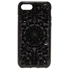 Felony Case Kaleidoscope iPhone 7 Case (135 BRL) ❤ liked on Polyvore featuring accessories, tech accessories, phone, phone cases, cases, tech, gloss black, apple iphone case, print iphone case and iphone cases