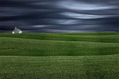 Art of Farmland: Surreal Photos by Lisa Wood   Inspiration Grid   Design Inspiration