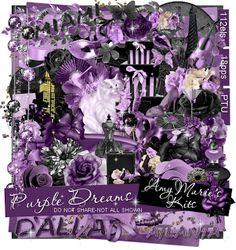 AmyMaire: NEW PTU Purple Dreams