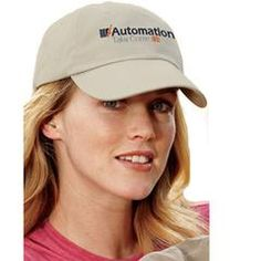 7761056f Ultraclub Classic Cut Solid-Color Heavy Brushed Cotton Twill Unconstructed  Cap
