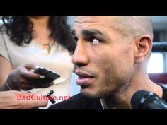 [Video] Miguel Cotto Media Day In Los Angeles | BadCulture.net | by Jeandra LeBeauf