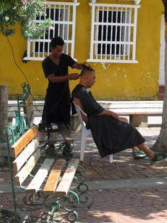 Cartagena Haircut