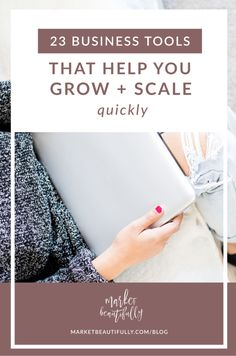 23 Strategic Tools that Grow Your Business ll Market Beautifully Business Advice, Start Up Business, Growing Your Business, Business Planning, Business Management, Online Business, Business Coaching, Blog Love, Be Your Own Boss
