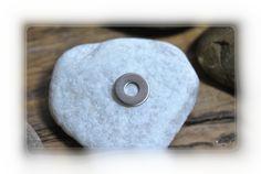 Rico Ring Aufsatz Metallscheibe klein von DaiSign auf DaWanda.com