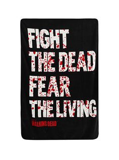 The Walking Dead Blanket | original.jpg