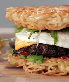 Want to make a different kind of burger?