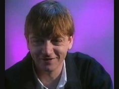 The Fall/Mark E. Smith on Snub TV (1990) - Telephone Thing , Bill Is Dead