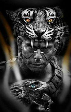 Jaguar Tattoo, Tiger Tattoo, Native Art, Native American Art, Body Art Tattoos, Sleeve Tattoos, Tattoo Ink, Arm Tattoo, Hand Tattoos