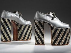 What do our shoes say about us? Tons, if you're a curator at Toronto's Bata Shoe…