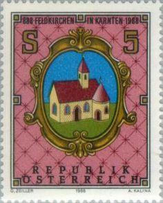 Coat of arms of Feldkirchen