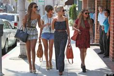 The Saturdays style
