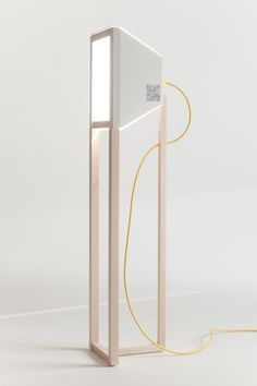 Easink is a minimalist design created by Switzerland-based designer Puzzle. Easink is an interactive lamp that offers the possibility to change ambient light or highlight a graphic design. (1)