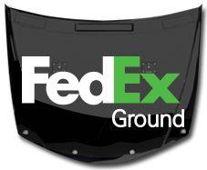 Denny Hamlin in the No. 11 FedEx Ground Toyota