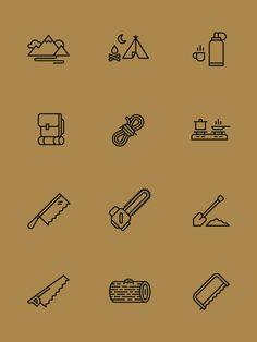 Monicons 1 - Set of 100 icons