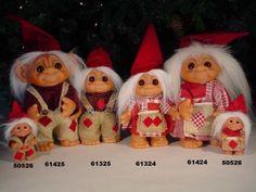DAM Christmas trolls - www.damworld.dk