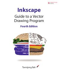 GREAT tutorials for Inkscape. Just got this book and love it plus it comes with a free online edition!