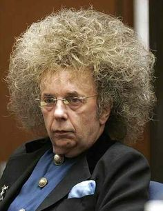 Phil Spector Files Lawsuit from His Prison Cell